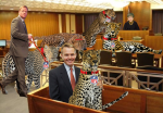 Leopard Lounge Courtroom
