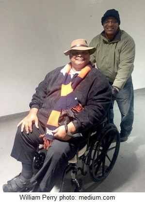 William Perry-wheelchair