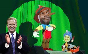 Pinocchio DeMaurice Smith NFLPA CBA